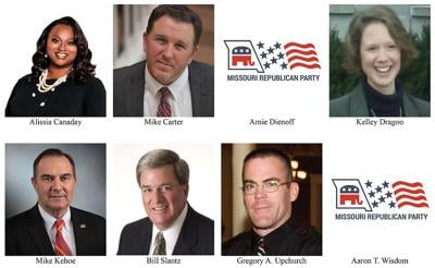 Candidates for Lieutenant Governor