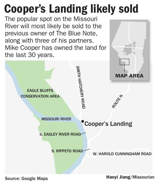 Cooper's Landing likely sold