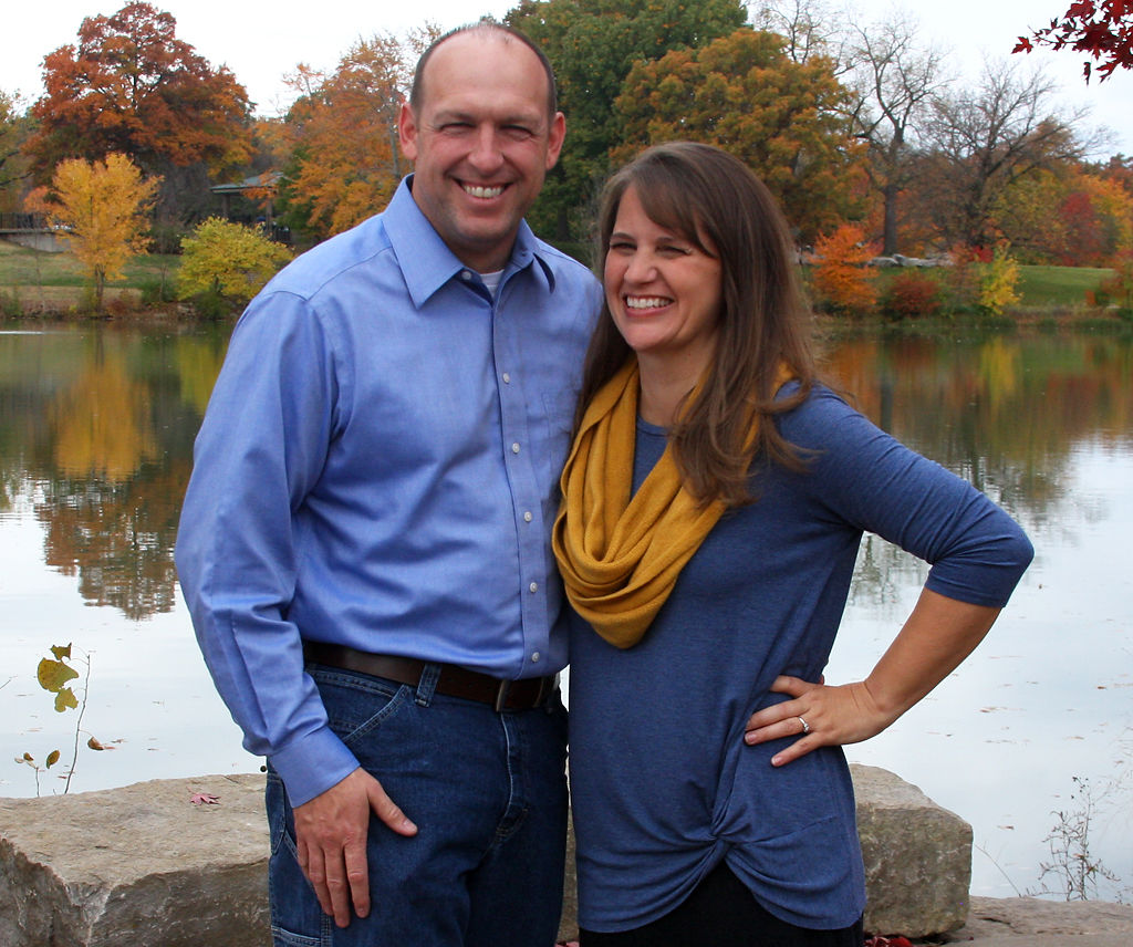 Jeff and Kristina Hastings