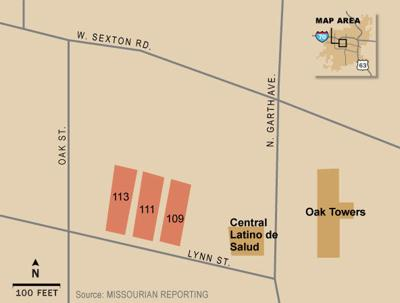 City to buy three lots on Lynn Street
