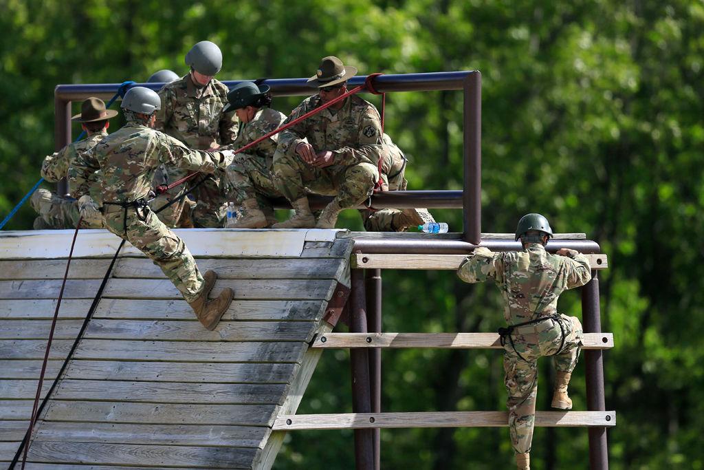 Soldiers train at Fort Leonard Wood