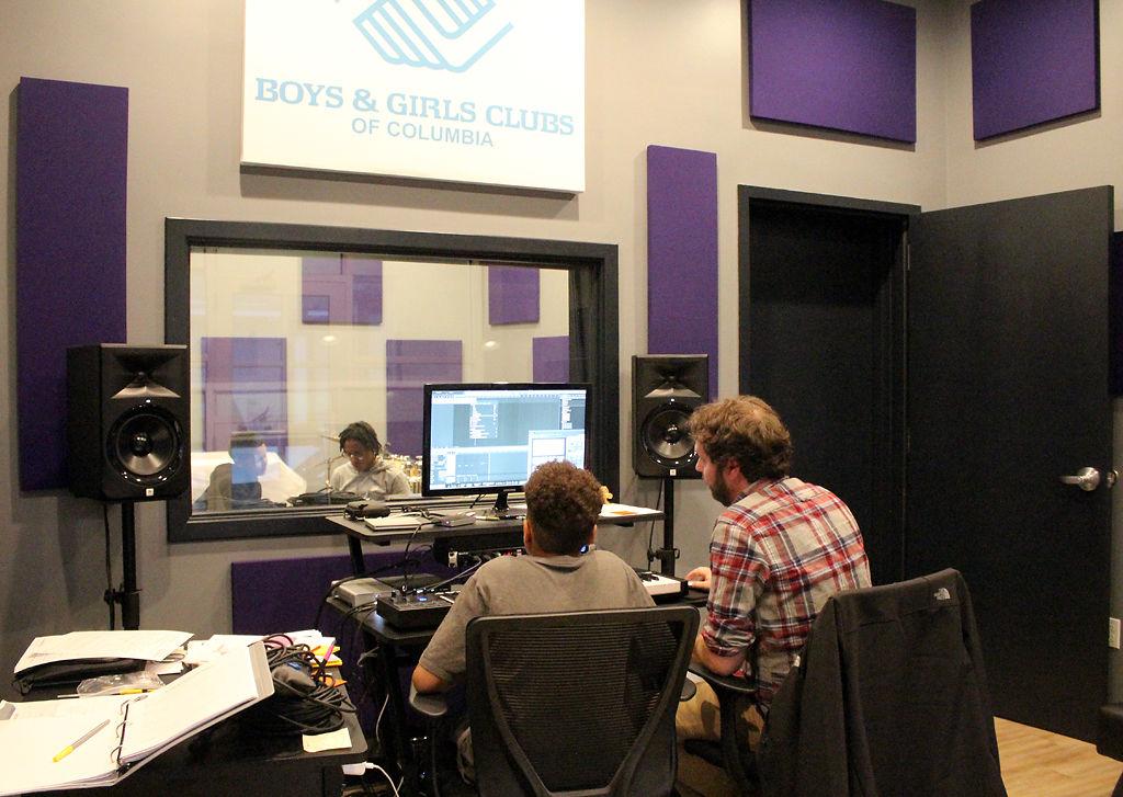 Darkroom Records, Boys & Girls Clubs partner to open free recording studio
