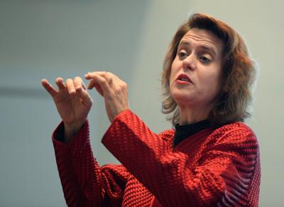 Choir director celebrates 10 seasons with Missouri Symphony Conservatory Children's Chorus