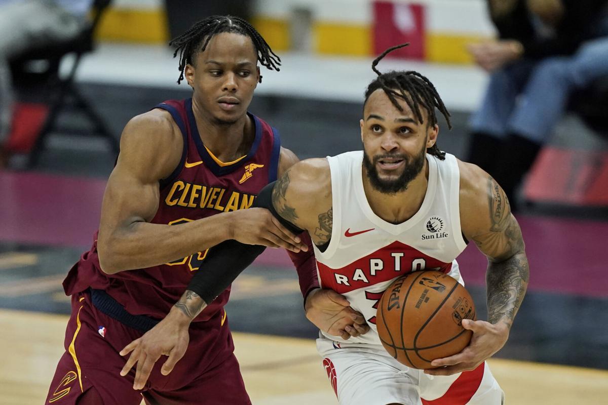 Raptors Cavaliers Basketball