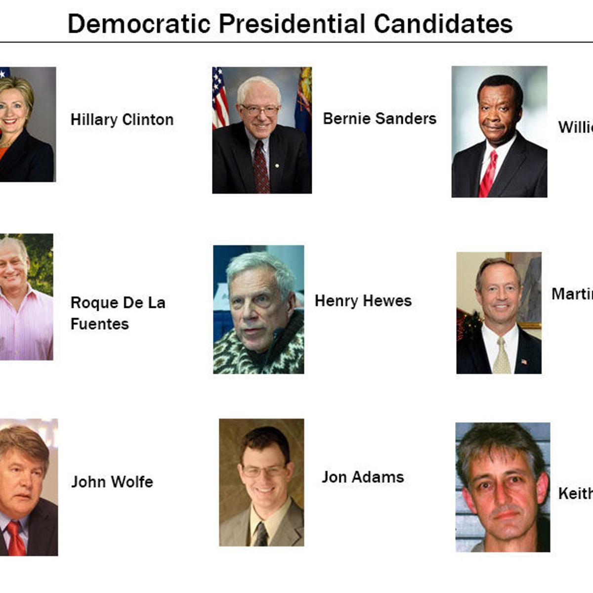 Missouri Primary Features 26 Candidates Some You Know And Some You Don T Elections Columbiamissourian Com