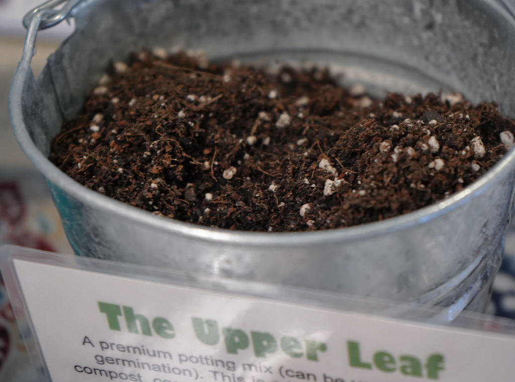 Bluebird Composting introduces different organic composts