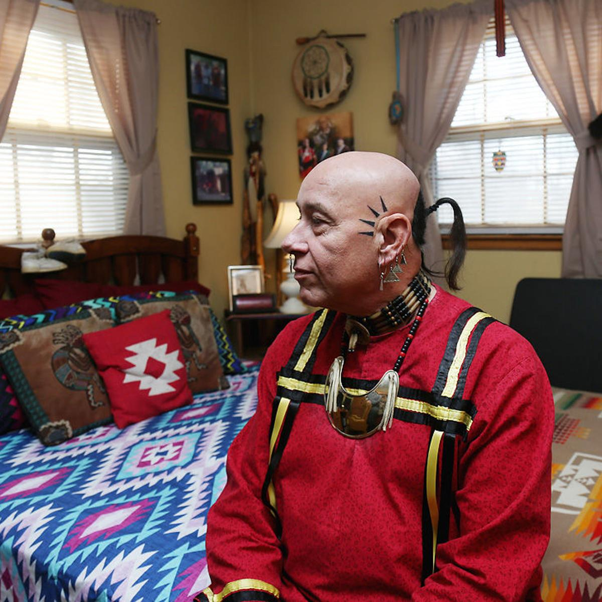 Native Americans find ways to sustain their heritage in