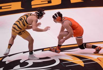 Missouri wrestlers Eierman, Mauller earn Mid-American