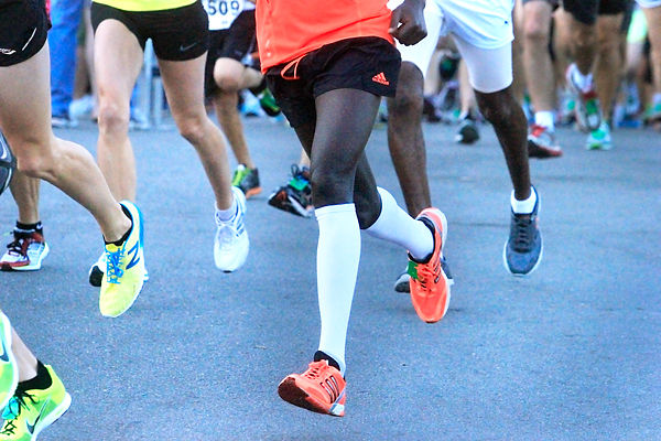 PHOTO GALLERY: Runners participate in Roots 'N' Blues 10K