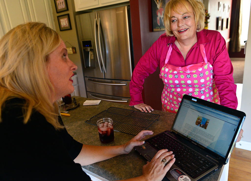 Mother and daughter plan to bring back Peggy Jean's pies with Kickstarter campaign