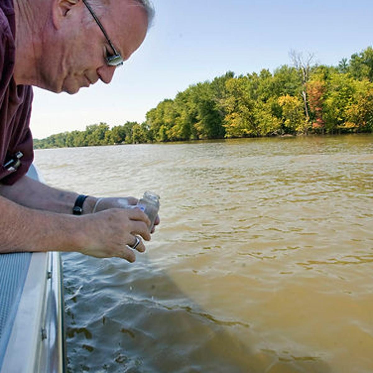 Riverkeepers group tackles water abuse where rivers converge