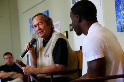 Internal motivation sped up recovery, Missouri football's Henry Josey says (copy)
