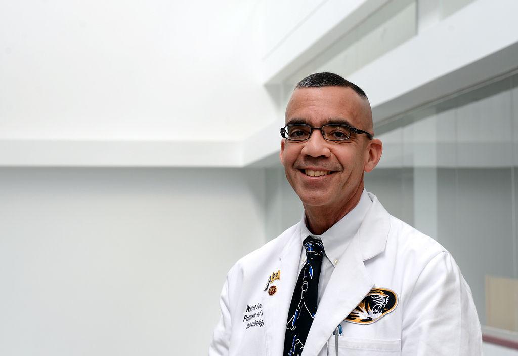 Warren Lockette takes on complicated role as School of Medicine diversity dean