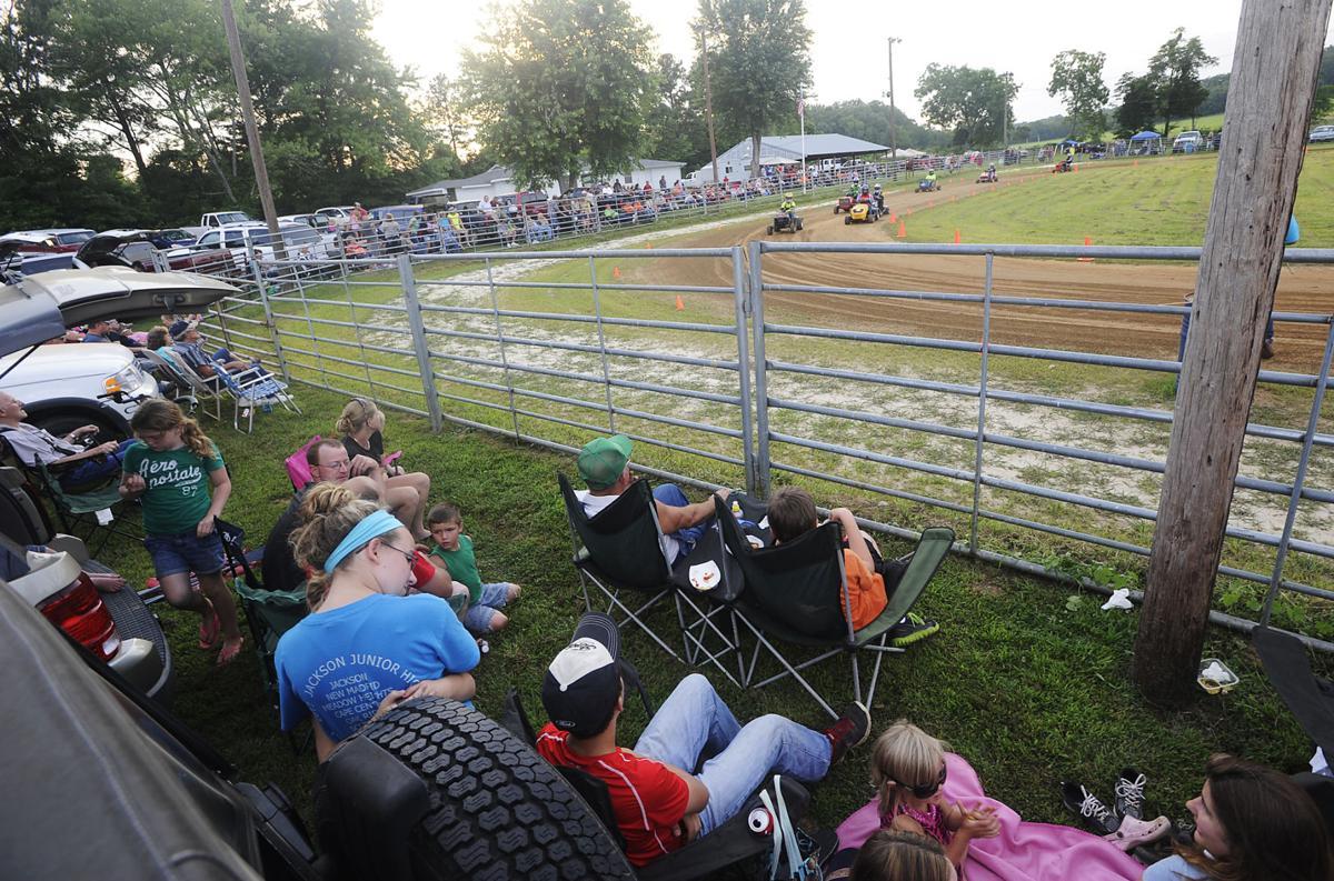 Lawn mower racing picks up speed in southeast Missouri