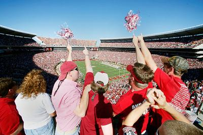 3a5149b005f Tailgates, rituals and attire: A look at game day across the SEC ...