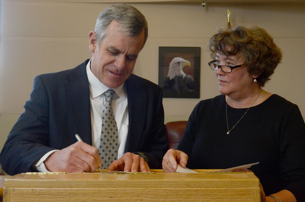 Five sworn into Boone County government positions   News ...