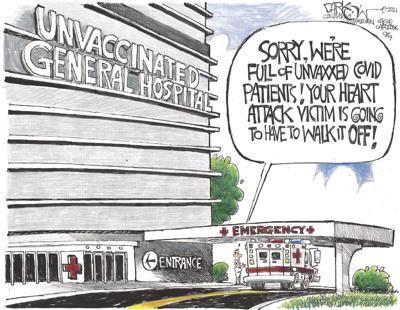 Full hospitals
