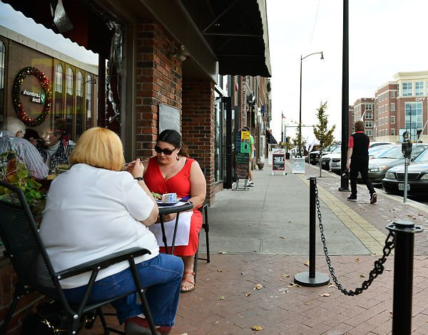 Best Restaurants For Lunch In Columbia Mo
