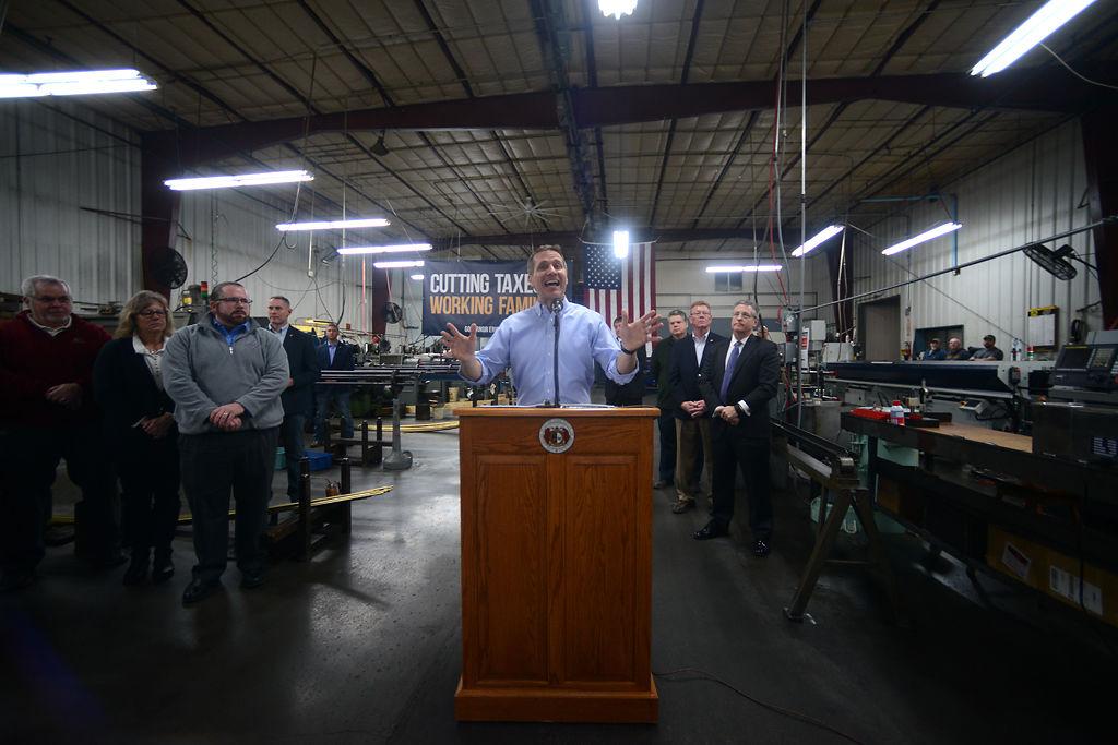 Missouri Gov. Eric Greitens on his tax plan