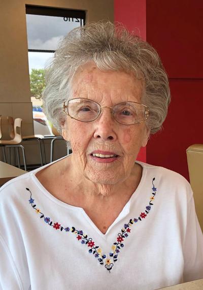 Lois Geraldine Goggin.