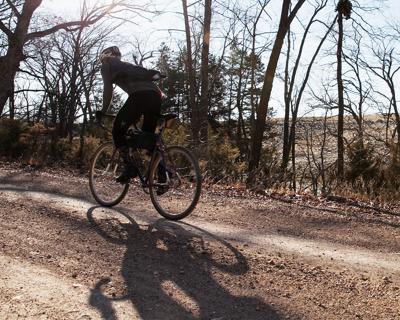 Cooper Mittlehauser climbs a hill 39b63a82c