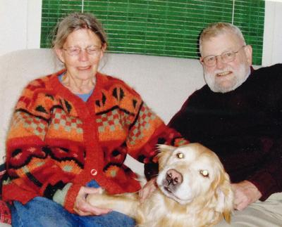 Howard Fulweiler, right, and wife Sally