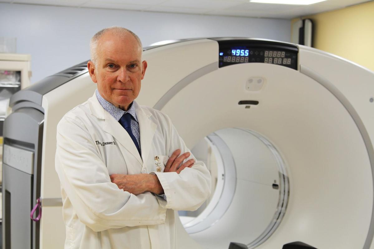 VA Dr. Dresser MRI