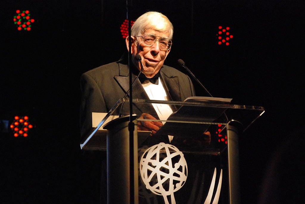Rod Gelatt gets inducted into the prestigious Gold Circle