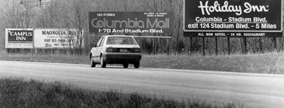 From the archives: Let's go to the mall