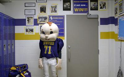 100 YEARS OF KEWPIES: Hickman High School embraces unusual mascot