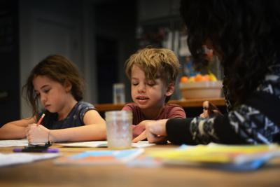 'Amid all the struggle': Interest in home schooling grows during pandemic