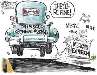 Abandoning Medicaid expansion