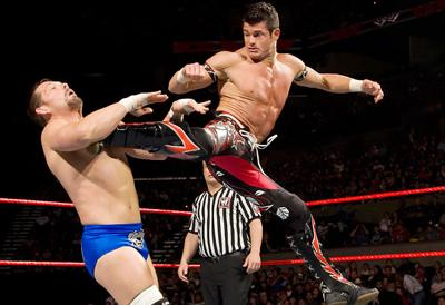 Former MU student finds success with World Wrestling Entertainment