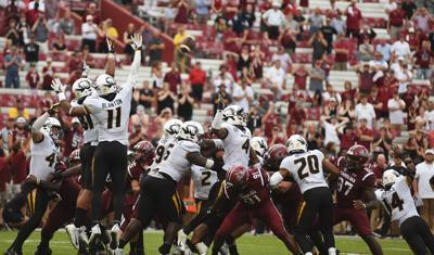 The Missouri defense fails to block the game-winning kick (copy)