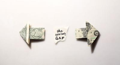 The opportunity gap