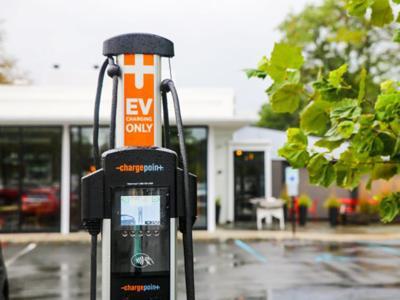 Sustainable Princeton EV