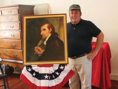 2019 07 BC Painting