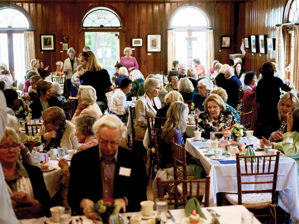 Present Day Ballroom Luncheon group photo