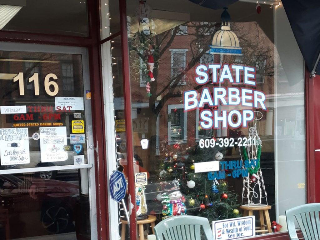 State Barber Shop