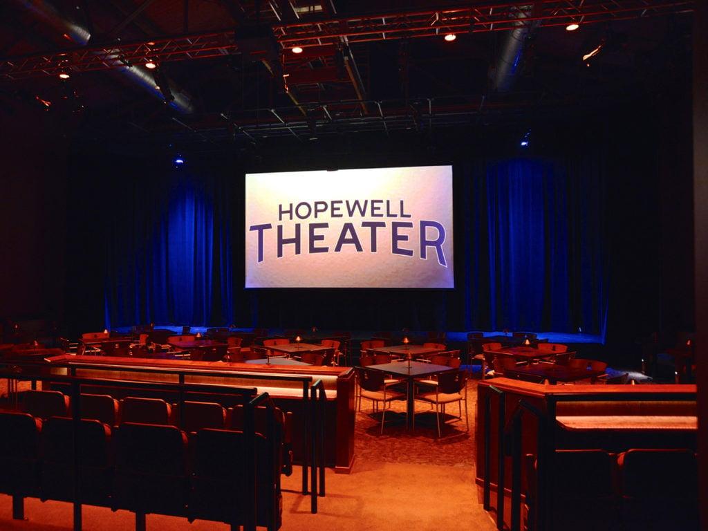 Hopewell TheaterThomasRobertClark