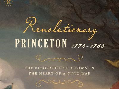 Revolutionary Princeton cover