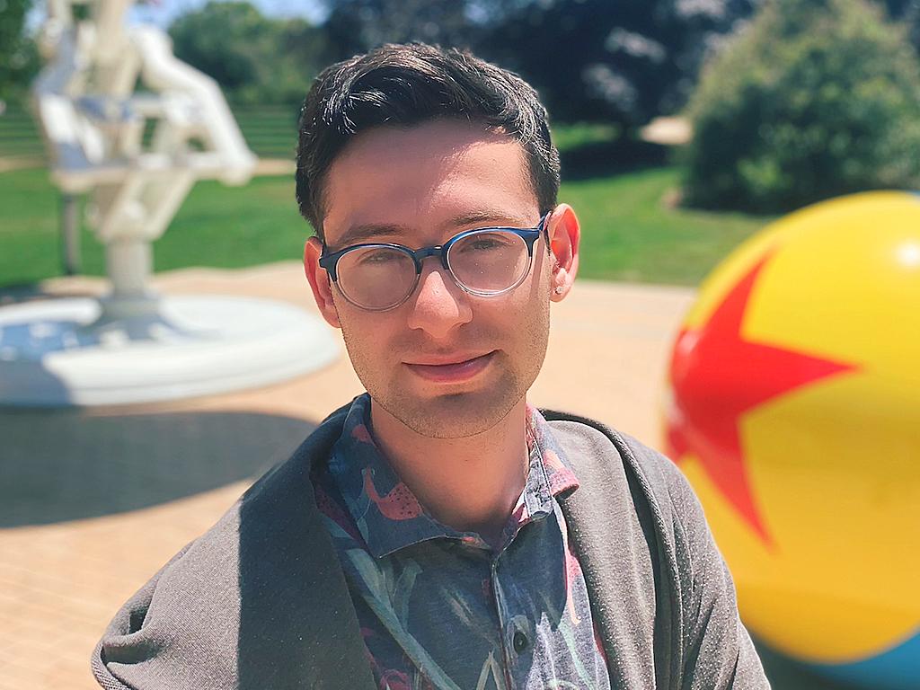Jake Kaplan Pixar Soil