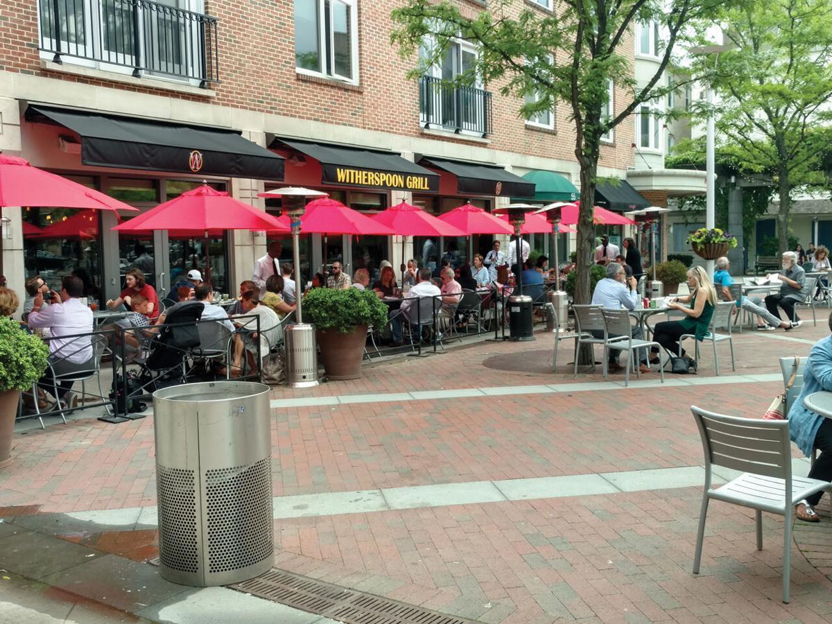 Ready to dine outdoors? Princeton has an abundance of tasty options