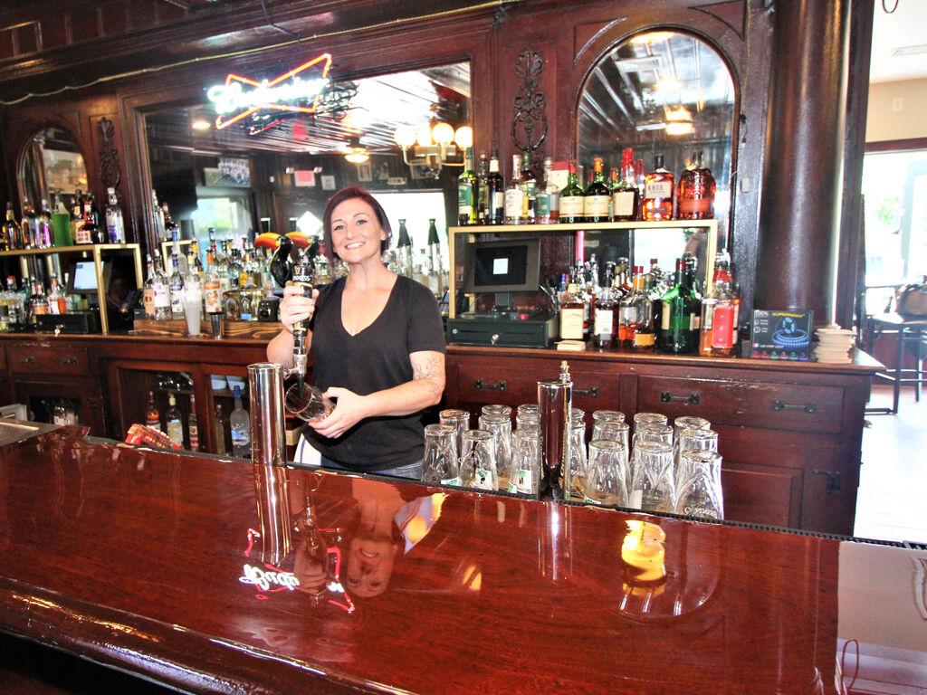 Ashley Mulryne Nottingham Tavern