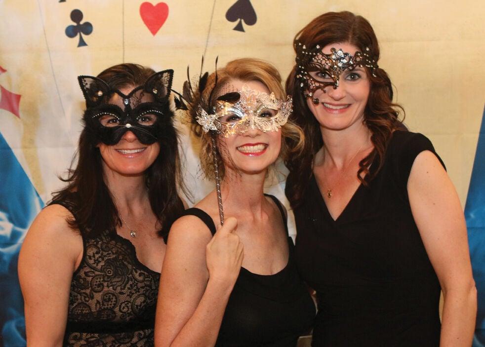 Enable's 30th Anniversary Masquerade Casino Gala