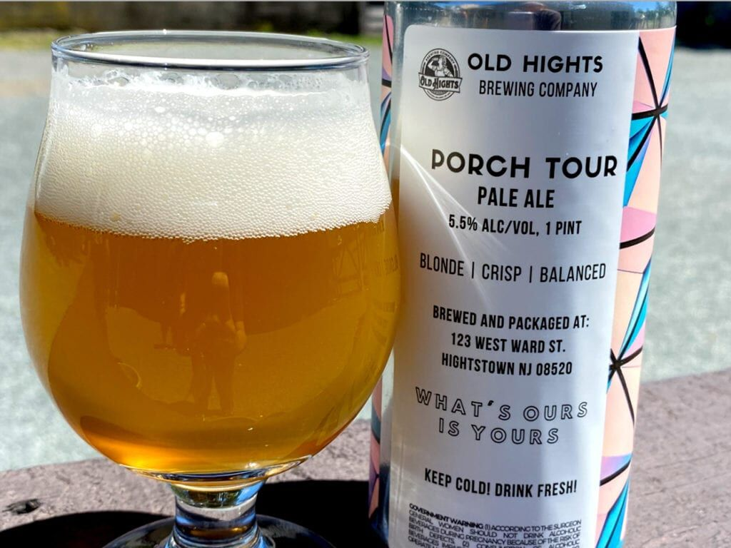 Old Hights Porch Tour 2