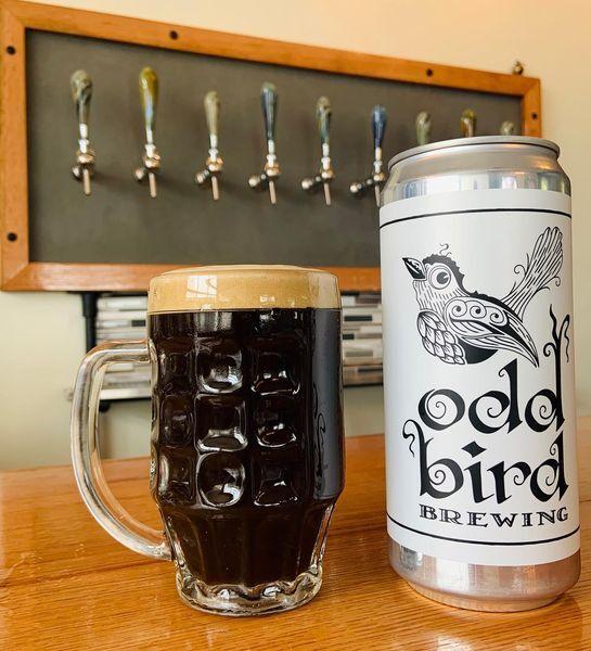 2021 04 609 Odd Bird Mumbletypeg