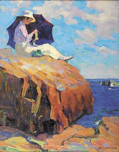 Clara-on-the-Rocks