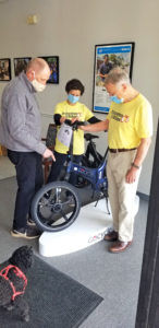 Princeton eBikes Peddling a Whirr of Difference