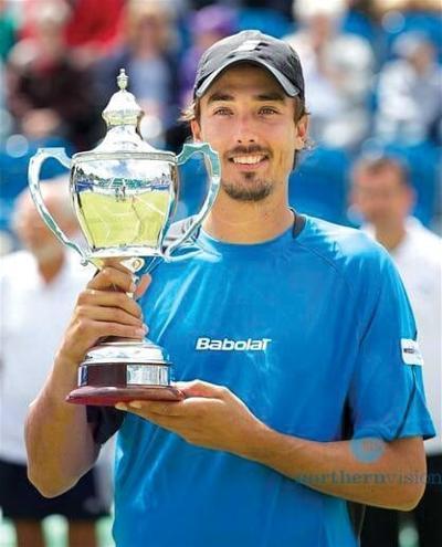 advantage tennis Martin Alund